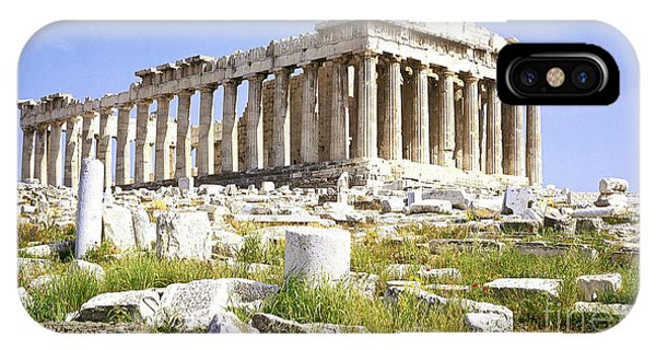 Greece iPhone X Case - Greece by Baltzgar