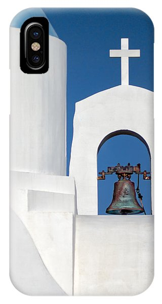 Greece iPhone Case - Greek Island Church by Stelios Kleanthous