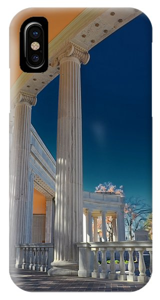 Greek Theatre 3 IPhone Case