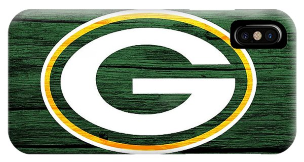 Green Bay Packers Barn Door IPhone Case