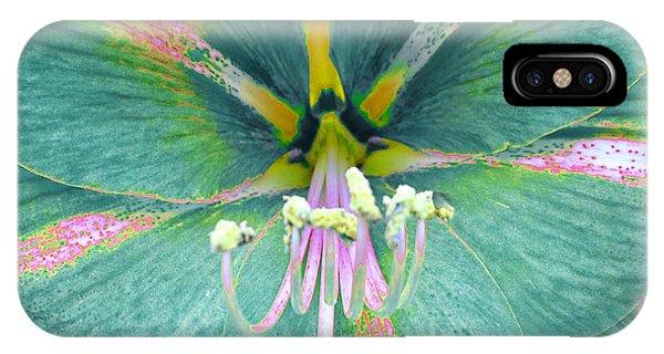 Amaryllis IPhone Case