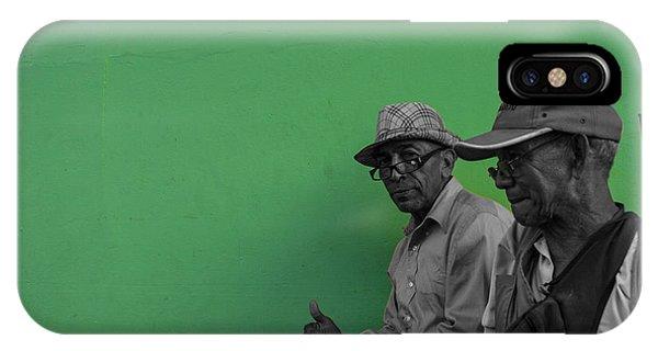 Green Granada IPhone Case