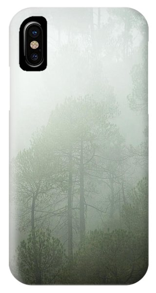 Green Mist IPhone Case