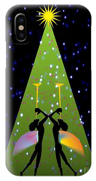 Green Noel  IPhone Case