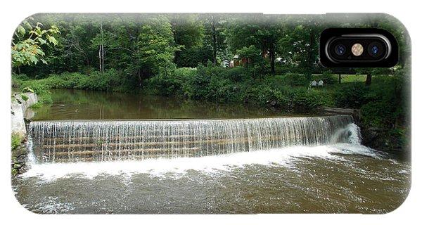 Green River Dam IPhone Case