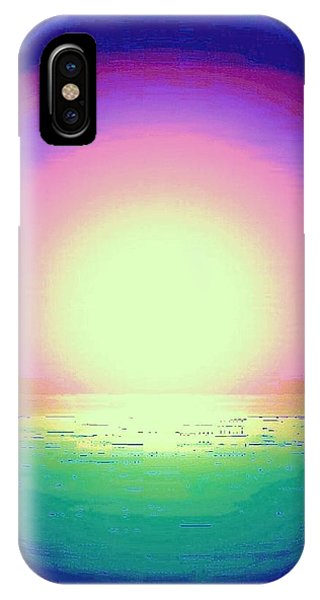 Green Water IPhone Case