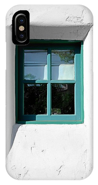 Green Window IPhone Case