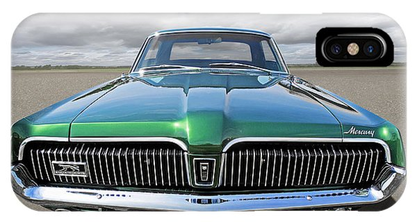 Green With Envy - 68 Mercury IPhone Case