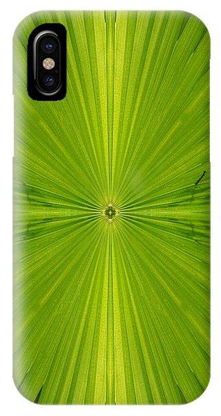 Greenburst IPhone Case