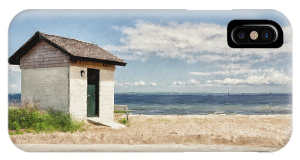 Greenwich Point IPhone Case