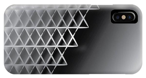 Grid 60 Float IPhone Case