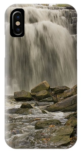 Grindstone Falls IPhone Case