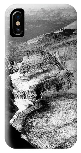 Rocky Mountain iPhone Case - Grinnell Glacier by Us Geological Survey/science Photo Library