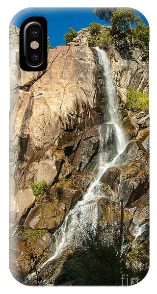 Grizzly Falls 1-7773 IPhone Case