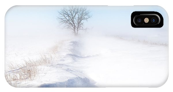 Ground Blizzard IPhone Case