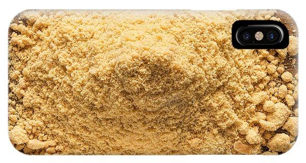Mustard iPhone Case - Ground Mustard by Steve Gadomski