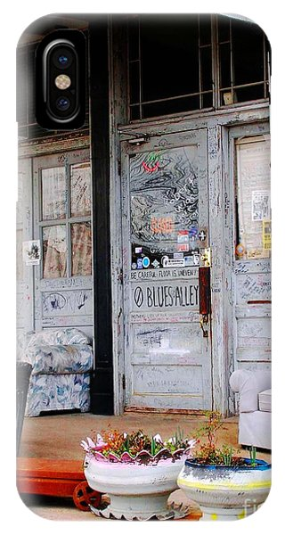 Ground Zero Clarksdale Mississippi IPhone Case