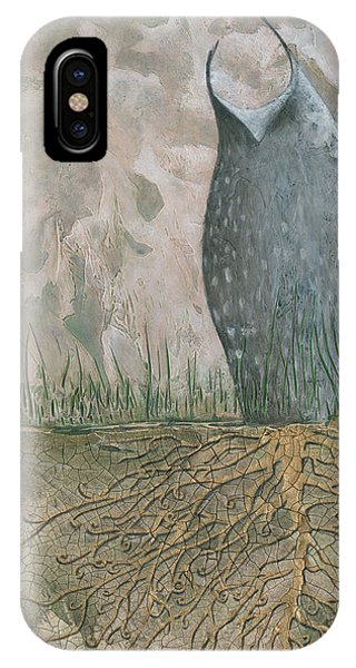 Grounded Phone Case by Aprille Lipton