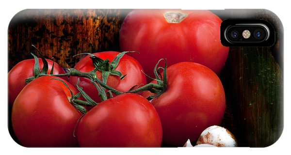 Group Of Vegetables IPhone Case