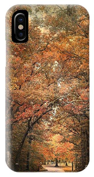 Grove Of Memories IPhone Case