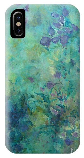 Growing Wild Ix IPhone Case