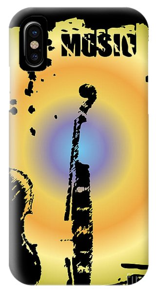 Grunge Background Vector Phone Case by Ozkan