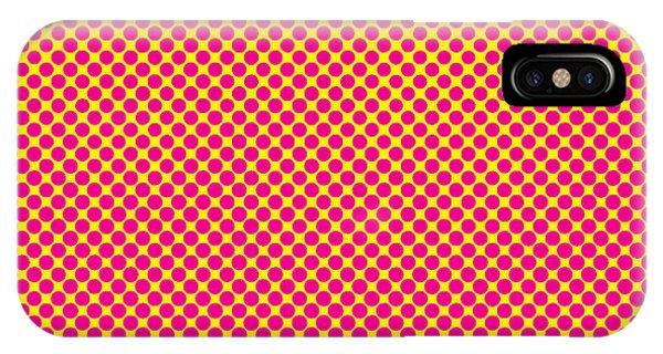 Decoration iPhone Case - Grunge Halftone Background. Halftone by Monika7