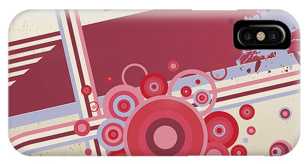 Grunge Vector Abstract  Background Phone Case by Storoch