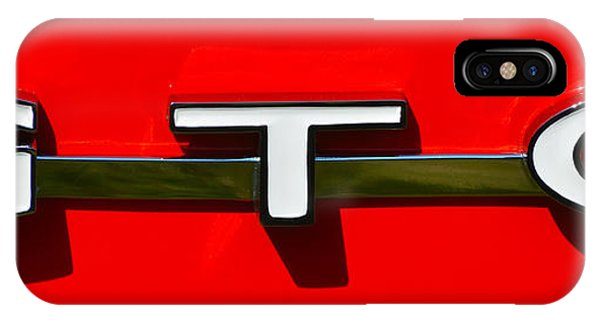 Gto Badge IPhone Case