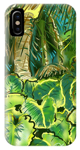 Guanabana Tropical IPhone Case