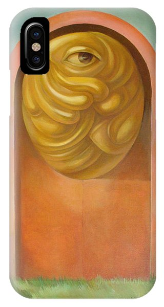Guarded Gate Phone Case by Filip Mihail
