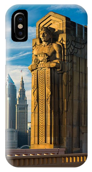 Guardian And Towers IPhone Case