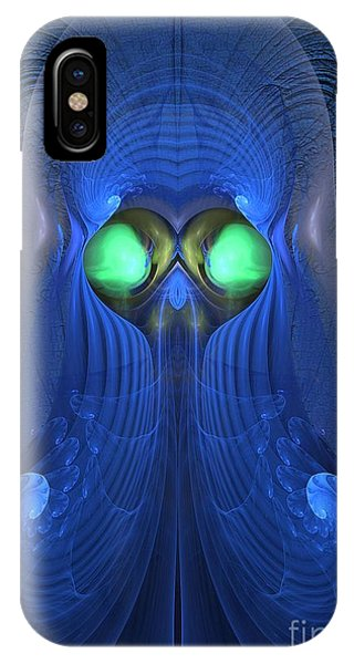 Guardian Of Souls - Surrealism IPhone Case