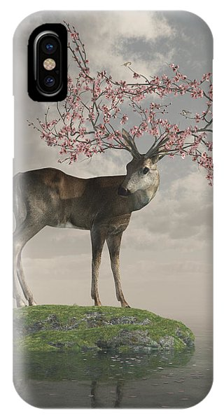 Guardian Of Spring IPhone Case