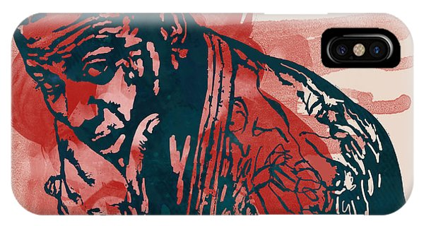 1 iPhone Case - Gucci Mane - Pop Stylised Art Sketch Poster by Kim Wang