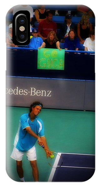 Guga - Gustavo Kuerten IPhone Case