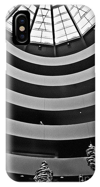 Guggenheim Museum - Nyc IPhone Case