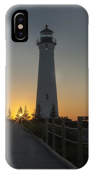 Guiding Light  IPhone Case