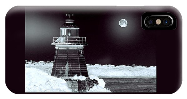 iPhone Case - Guiding Lights by Holly Kempe