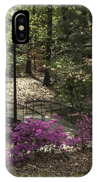 Guignard Park-2 IPhone Case