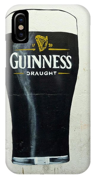 Guinness - The Perfect Pint IPhone Case