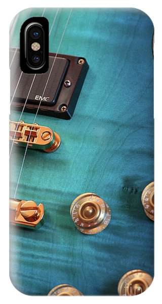 Guitar Blues IPhone Case