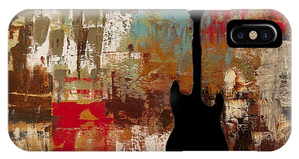 Guitar Solo IPhone Case