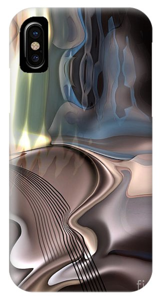 Song iPhone Case - Guitar Sound by Christian Simonian