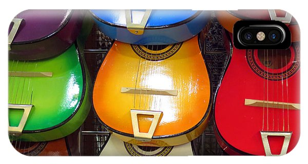 Guitaras San Antonio  IPhone Case