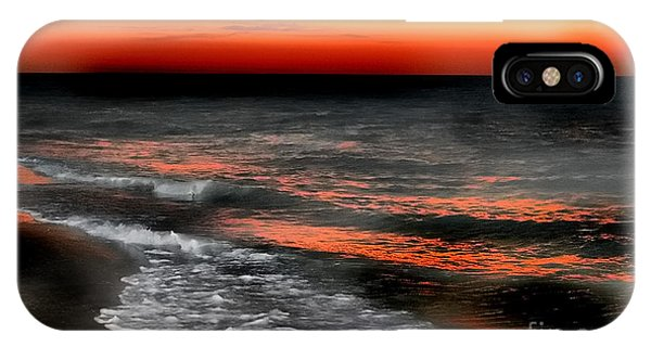 Gulf Coast Sunset IPhone Case