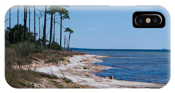 Gulf Island National Seashore 2 IPhone Case