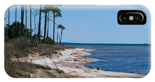 Gulf Island National Seashore 2 IPhone Case