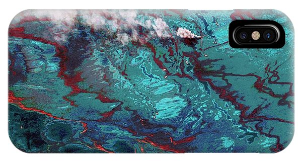 Gulf Of Mexico Oil Spill IPhone Case