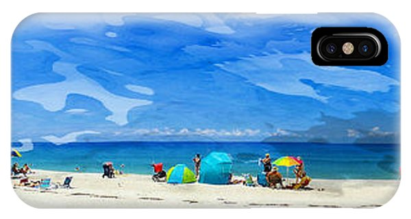 Gulf Of Mexico Ver - 1 IPhone Case
